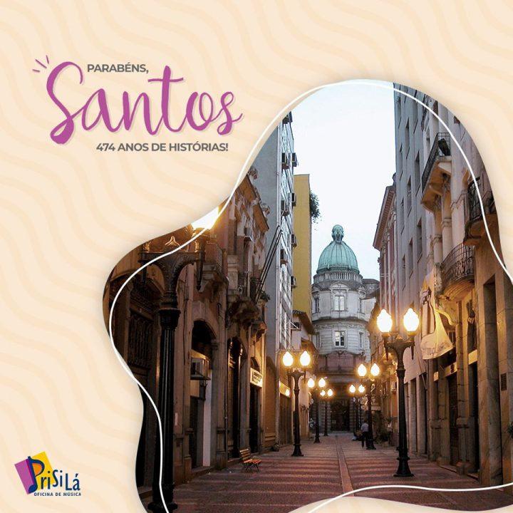 Parabéns Santos